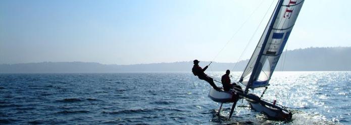 Kansainvälistyminen ja purjehduskausi vaativat huolellista valmistautumista