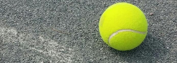 Tennispallo 700x250